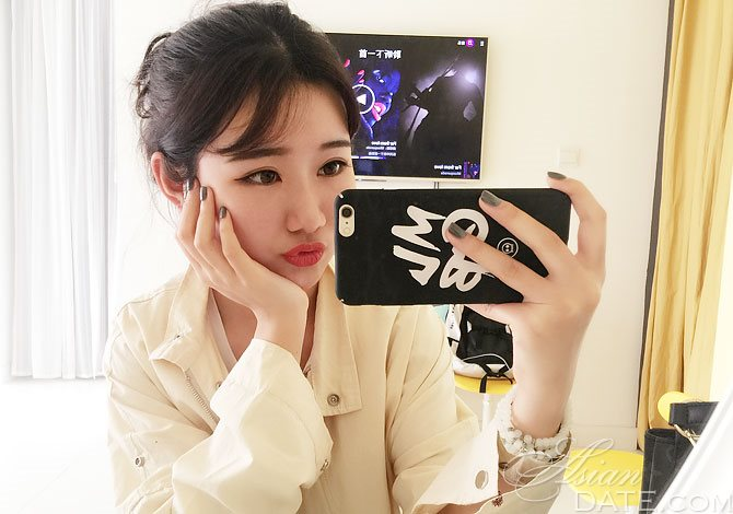 girlfriend online AsianDate